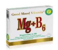 Magnézium+B6 vitamin