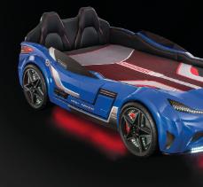 kék autóságy